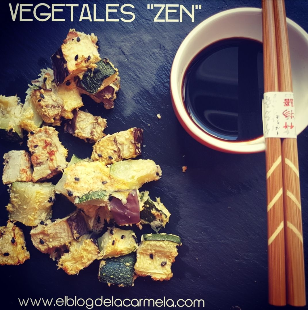 receta vegetariana al horno