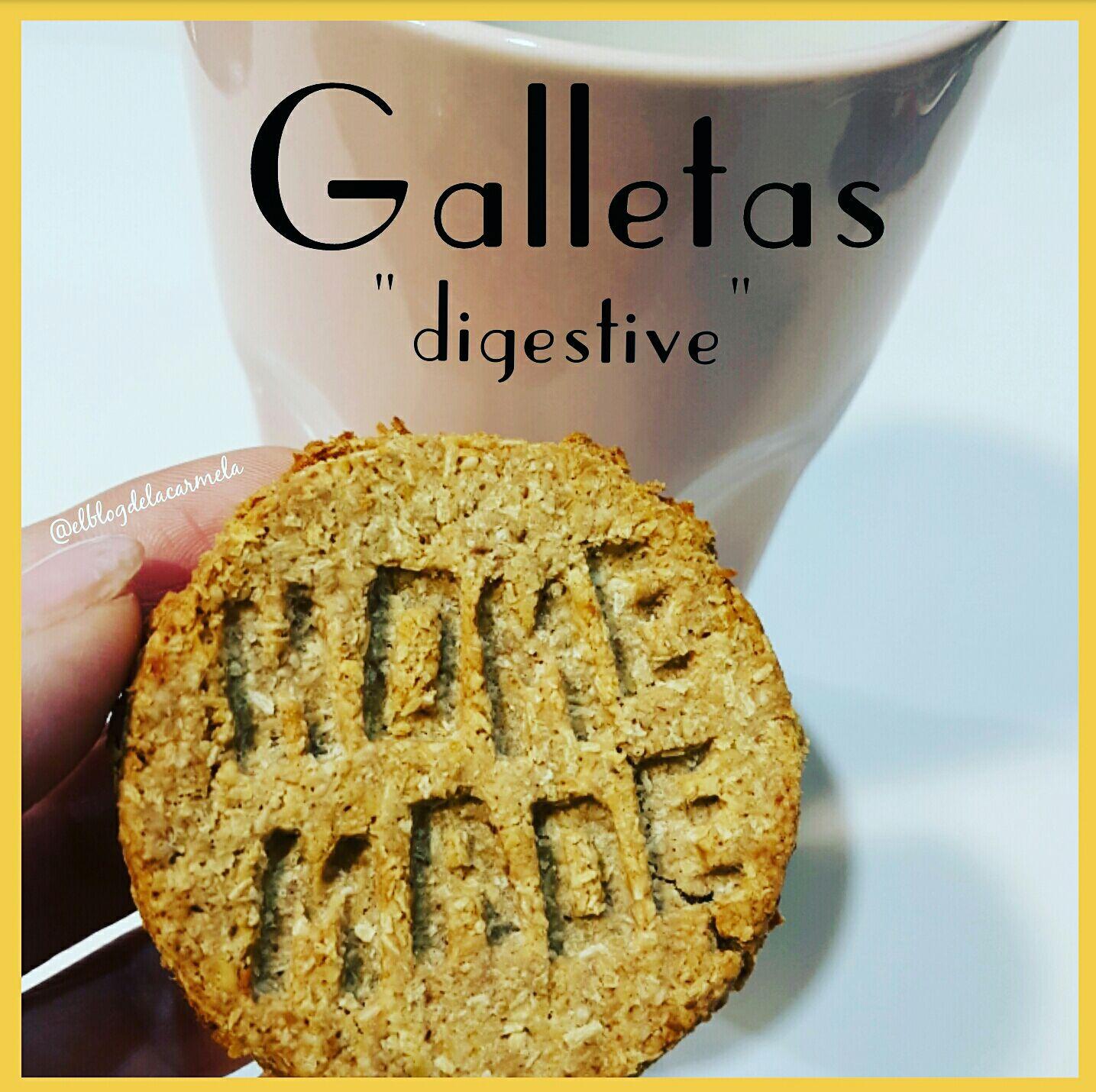 Galletas digestive para adelgazar